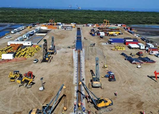 Building Big with Microtunneling: TERRATEST Completes World-Record Project  under Gulf of Mexico