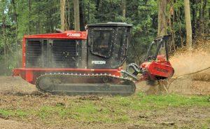 Fecon FTX200 Mulching Tractor