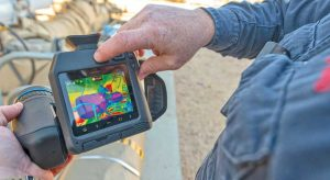 optical gas imaging tools