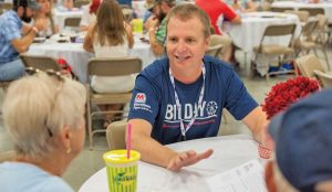 Shawn Lyon of Marathon Pipe Line LLC