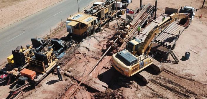 Hard Rock Directional Drilling