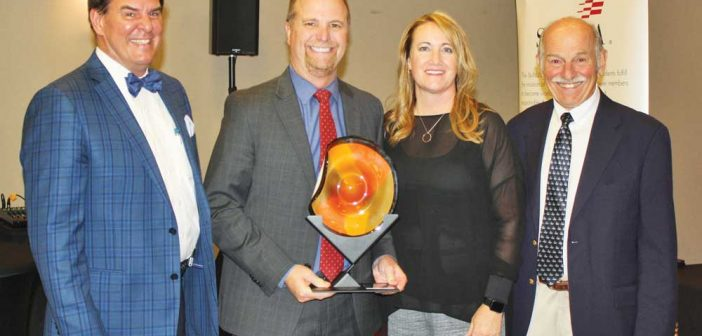 Pipeline Leadership Award Reception
