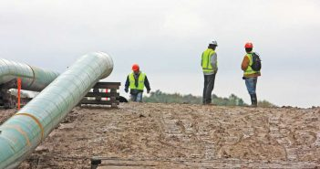 pipeline project on Tribal homelands