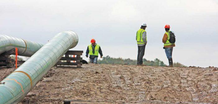 pipeline project on Tribal homelands