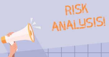 Risk Analysis Illustration