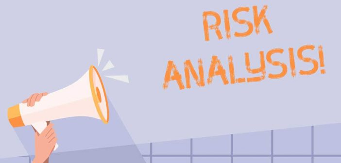 Risk Analysis Illustration