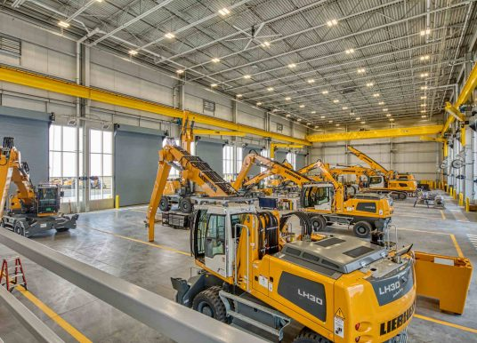Liebherr Unveils New U.S. Corporate Headquarters in Virginia