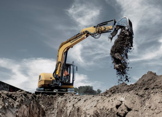 LiuGong NA Launches New 909ECR Excavator