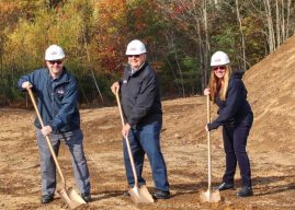 Palmer Gas & Oil Breaks Ground on Propane Storage Facility in New Hampshire