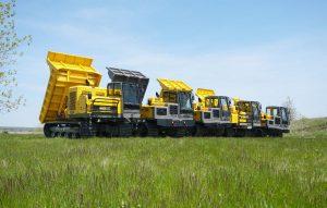 CK Power Acquires Terramac