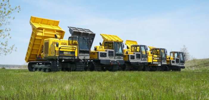 CK Power Acquires Terramac