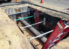 4 Tips for Pipeline Contractors to Use Trench Protective Systems from United Rentals