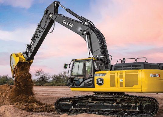 John Deere Expands Grade Control Solutions to Excavator Lineup