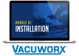 Vacuworx Introduces Online Training Program for RC Series Vacuum Lifters