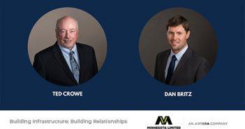 Minnesota Limited Ted Crowe Dan Britz