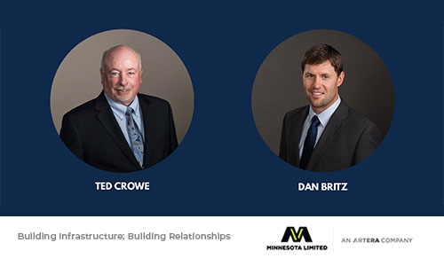 Minnesota Limited Announces Retirement of Ted Crowe, Dan Britz Appointed President