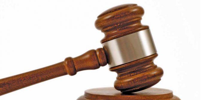 gavel court ruling