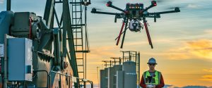 drones in the oil and gas industry