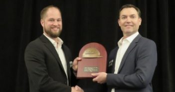 Michels Nate Healy DCA Safety Director of the Year