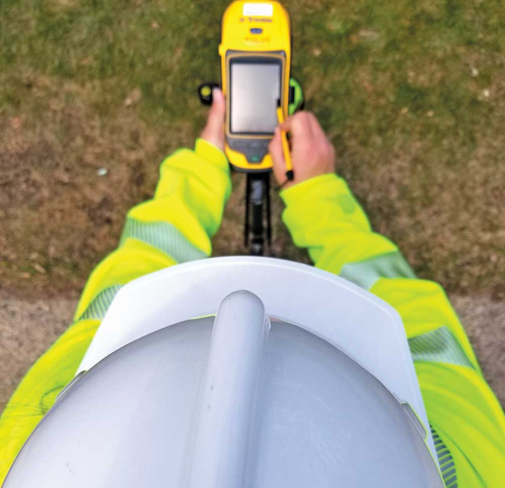 We Energies GPS Program