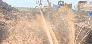 HDD ethane pipeline