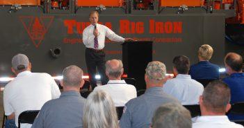 Tulsa Rig Iron TRI Hern